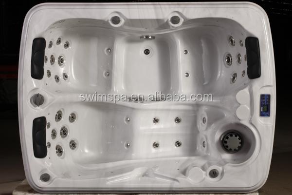 3 person Acrylic outdoor sex balboa hydro spa hot tub whirlpool bathtub massage spa(JY8013)