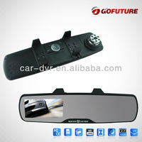 "Hot in russia market!! low price 2.7""TFT full 1080p hd rearview mirror car dvr"
