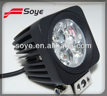 2012 new model led work light,12w LED driving lights for Mining Work Lamp spotights for boat/train/suv