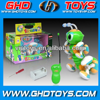 GHD Toys Infrared RC electrical toy Ant radio control toy