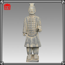 Chinese garden decor excellent terracotta warriors and horses YDN87-2