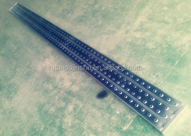 Advanced Walking Scaffolding Boards : Aluminium scaffold plank steel scaffolding walk boards