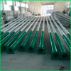 Factory price over 25 years lifespan customized 3- 16m Q235 galvanized electric pole
