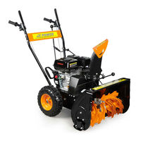 manual snow blower,wheel loader,7806A