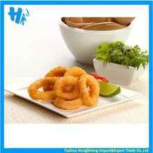 Seafood breaded squid ring wholesale