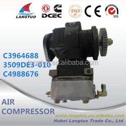 C3964688 C4988676 12v 24v air compressor for DFM truck