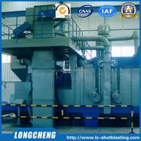 Used Steel Plate Shot Blasting Machine and Painting Drying Equipment