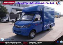 Hot Sale Small Mobile Food Truck Food Vans