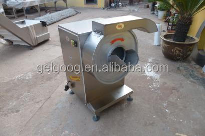 Potato Chips Production Line|Potato Slicing machine|Potato chips fryer