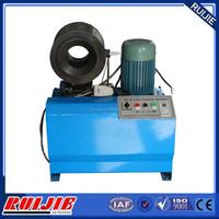 KG-85 one piece hose fittings crimping machine, maquinas para prensar mangueras hidraulicas