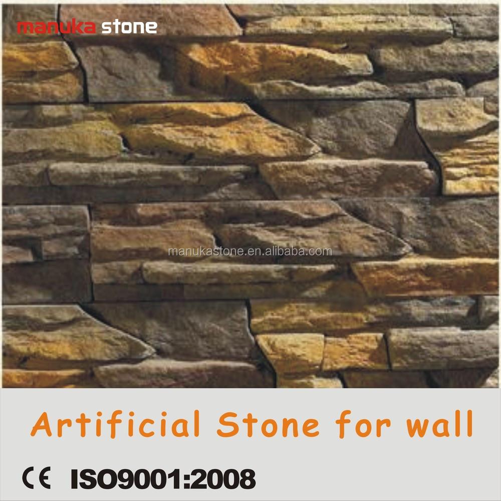 Foshan manuka 2015 neue wandverkleidung stein zementpflaster ...