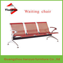 T-A03 two-bit 3-seater waiting chairs,airport waiting chairs,office waiting chairs