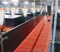 2014 Animal Plastic Flooring For Pig Farming Equipment