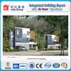 2014 hot sell luxury prefab steel villa for sale