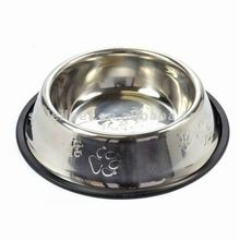 High Quality Wholesale Stainless Steel Pet Feeder Dog Bowl