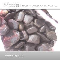 Natural Pebble Stone Paver Black Pebble Stone