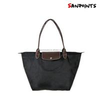 Hot sale nylon handbag /shoulder bag for women