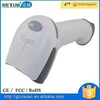 Wired barcode scanner NT-2012 for POS system portable laser barcode reader factory