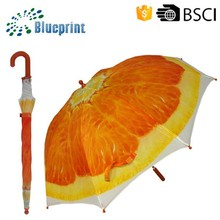 Cartoon pictures for kids umbrella,small kids umbrella,girl kids umbrella