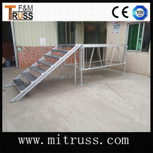 best price with aluminum plywood stage