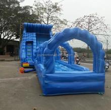 2015 hot china inflatable slip and slide,inflatable slip n slide