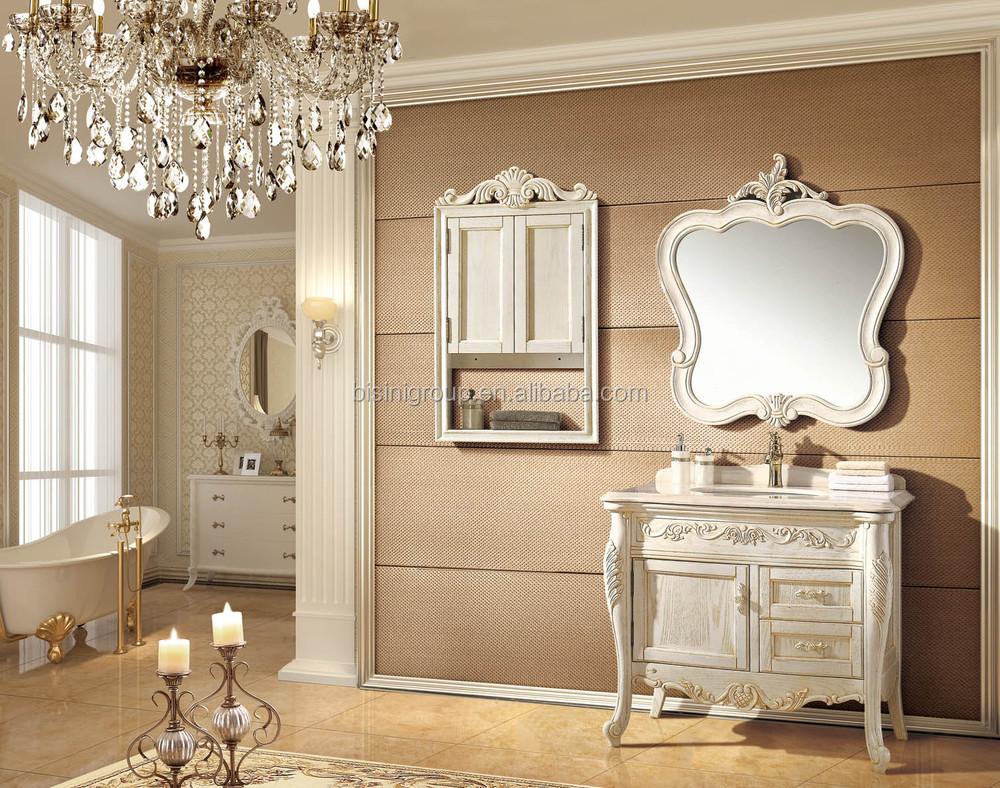 Elegante gezellige franse ontwerp badkamermeubel, high end ...