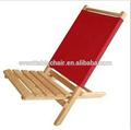 Venta caliente plegable silla/de madera silla de playa