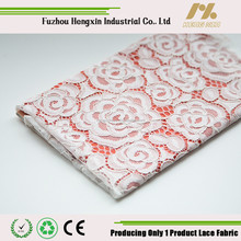 african white computer version cord lace design for ladies dress
