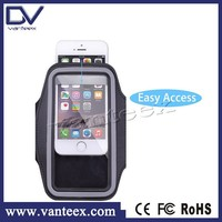 Key holder Slot, Water Resistant, Sweat-proof for Apple iPhone 6 Sports Armband