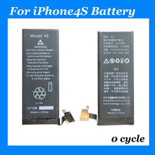 Original Battery For iPhone 4s High Quality 1430mah for apple parts replacement, repairing parts for iPhone 4S