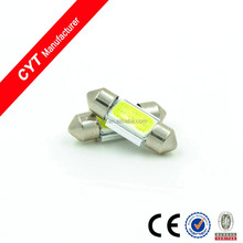 New products 31mm COB LED Festoon Dome Car Light Bulb reading light