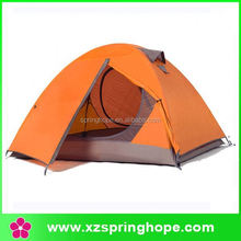 Popular double layer camping tents pole material pop up tent car roof camping tent for car camping