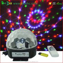 stage light mixer,rotating disco light