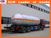Venda de fábrica 25cbm-35cbm petroleiro usado condição de armazenamento glp glp glp caminhão transporte 25 cbm caminhões para venda