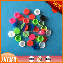 Hot sales Eco-friendly 5ml silicone container for wax/oil