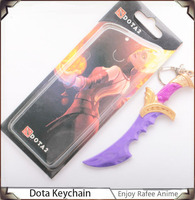 Hot Selling Dota2 Game Metal Keychain