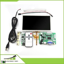 """7"""" inch Raspberry Pi LCD Touch Screen Display TFT Monitor AT070TN90 with Touchscreen for Kit VGA Input Driver Board"""