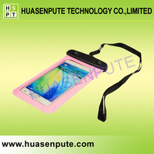 2015 New Fashion And High Quality Mobile Phone Waterproof Bag,Waterproof Bag for Cell Phone