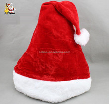 christmas decorations Cheap Plush toys fashion christmas decor gift Santa hat top selling products 2015