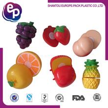 Nuevos productos calientes para 2015 niños plástico juguetes - verduras