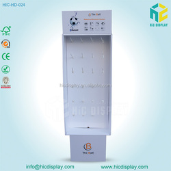 cardboard display solar power advertising display high quality