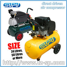 Portable direct driven air compressor SP-2050 2HP Bama air compressor