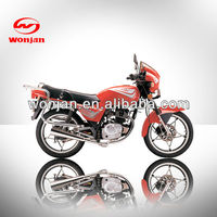 Air cooled Good quility motorbikes/motorcycle from china (WJ125-8)
