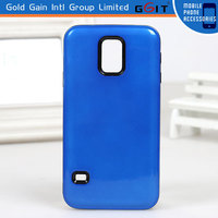 Wolverine TPU+PC Case For Samsung S5 i9600, Good Selling Case Of TPU+PC Back Cover For Samsung S5 i9600