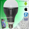 Hot Sale 10W ios Android Mobile Phone Remote Control CCT LUMEN Dimming Wifi Smart Bulb