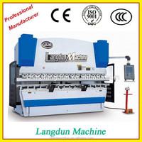 Hydraulic CNC Press Brake /CNC Steel Bending Machine for Steel cabinet