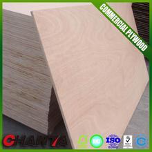 Customized 18mm thick bintangor plywood