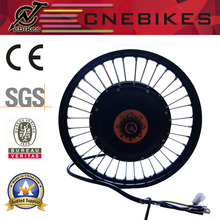 E-bike brushless gearless hub motor 5000w for sale