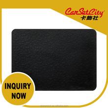 (CS-27934) CarSetCity Fashionable Thai Silk Pattern Black Non Slip Skid Car Dashboard Washable Sticky Mat Anti Slip Pad