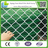 durability security and beauty chain link fence for playground/garden